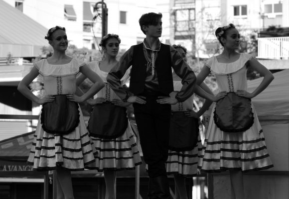 Danza de Carácter